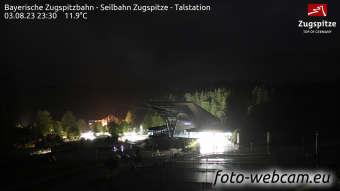 HD Panorama Zugspitze Tal