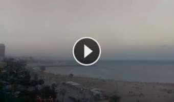 Livestream Strand von Sant Sebastià