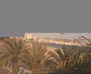 Webcam Benidorm