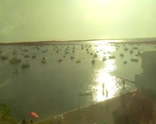 Webcam La Savina (Formentera)
