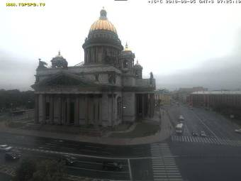 Webcam Sankt Petersburg
