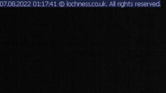 Webcam at loch ness