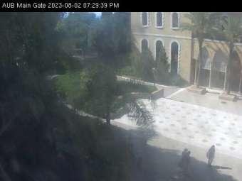 Webcam Beirut