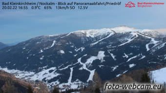 HD Foto-Webcam Nockalm
