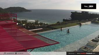 Webcam Kata Beach (Phuket)