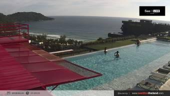 Webcam Kata Beach (Phuket)