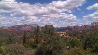Webcam Sedona, Arizona