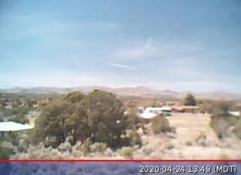 Webcam Los Alamos, New Mexico