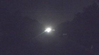 A10, au sud de Poitiers, vue sur la droite orientée vers Poitiers et sur la gauche vers Bordeaux