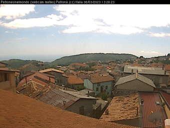 Webcam Petronà