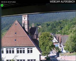 Webcam Alpirsbach