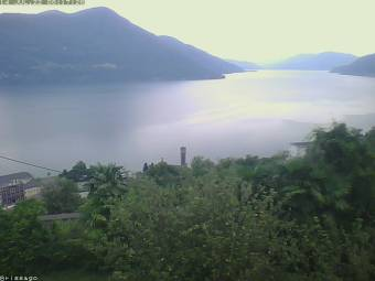 Webcam Brissago (Lake Maggiore)