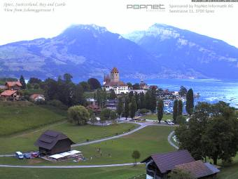 Webcam Spiez
