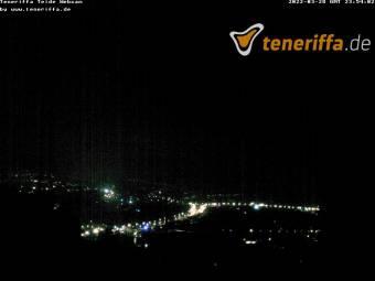 Webcam Pico de Teide (Tenerife)