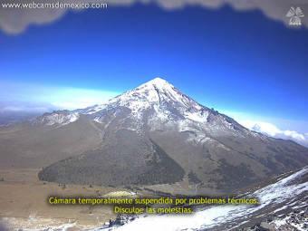 Pico de Orizaba (Citlaltépetl) Pico de Orizaba (Citlaltépetl) 22 days ago