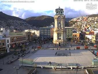 Webcam Pachuca de Soto