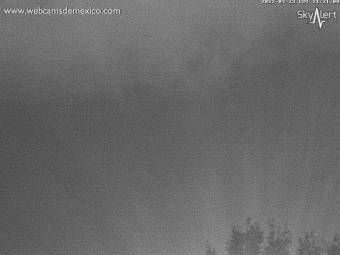 Webcam Popocatépetl