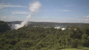 Webcam Puerto Iguazú