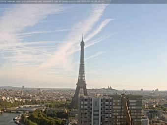 Webcam Parigi
