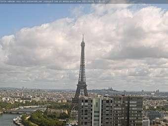 Webcam Parigi