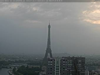 Webcam Paris