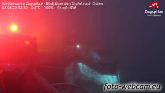 Zugspitze 14 minutes ago