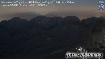 Panorama HD Zugspitze Sud