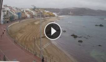 Beach of Las Canteras