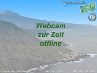 Webcam La Matanza de Acentejo