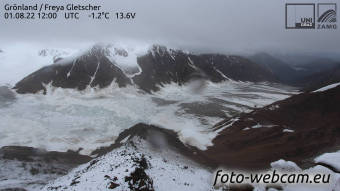 Webcam Freya Glacier