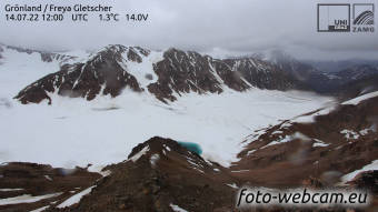 Webcam Freya Gletscher