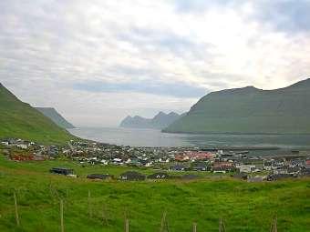 Webcam Leirvík