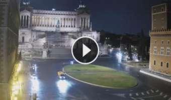 Piazza Venezia, das Vittoriano