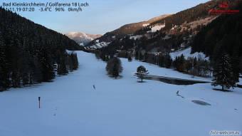 Bad Kleinkirchheim Golf Course