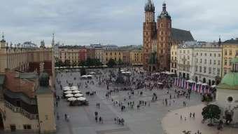 Webcam Krakau (Krakow)