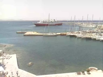 Webcam Chora Naxos