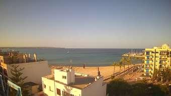 Webcam Can Pastilla (Mallorca)