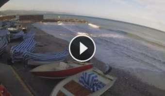 Strand von Albenga