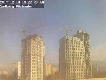Webcam Dushanbe