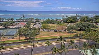 Webcam Honolulu, Hawaii