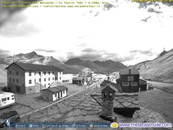 Webcam Colle del Piccolo San Bernardo