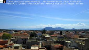 Webcam Orosei (Sardinia)