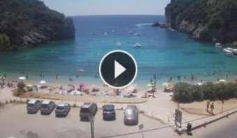 Webcam Palaiokastritsa (Corfu)