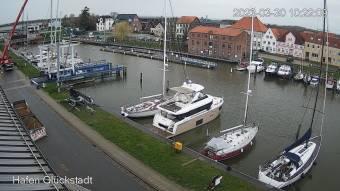 Webcam Glückstadt