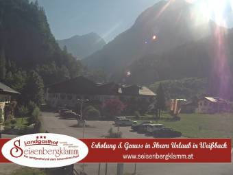 Webcam Weißbach bei Lofer
