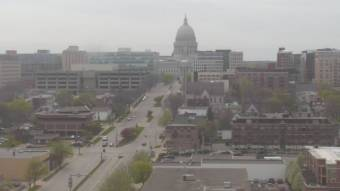 Webcam Madison, Wisconsin