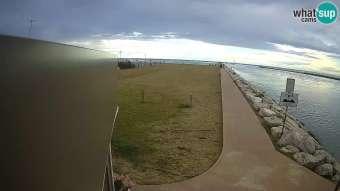 Ponente Beach near Livenza Channel