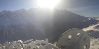 Webcam Chamonix-Mont-Blanc