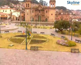 Webcam Cusco