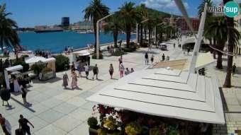 Webcam Spalato